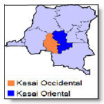 Kasai Oriental - Kasai Occidental