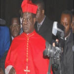 Cardinal Laurent Monsengwo Pasinya