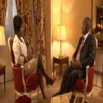 TV5 Interview - Jean-Claude Masangu Mulongo 10.11.2009
