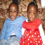 Emanuel and Keziah Kazadi